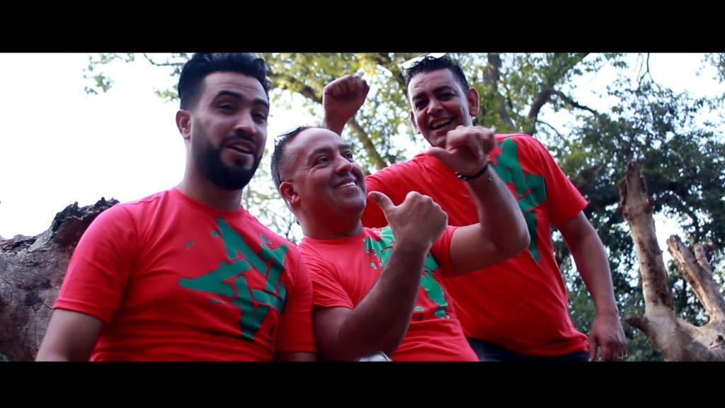 """مومن المباركي يطلق """"احنا كاع المغاربة"""""""