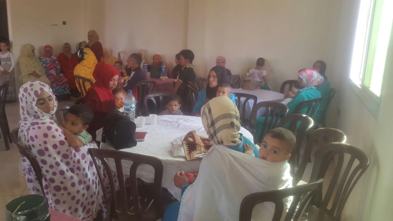 60 طفلا استفادوا من عملية ختان بآيت باها