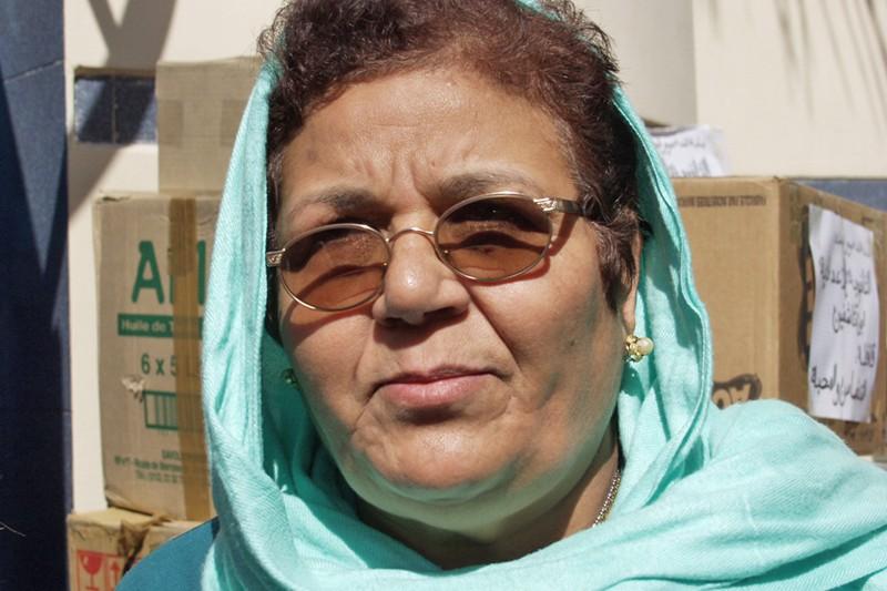 وفاة زوج الحقوقية عائشة الشنا