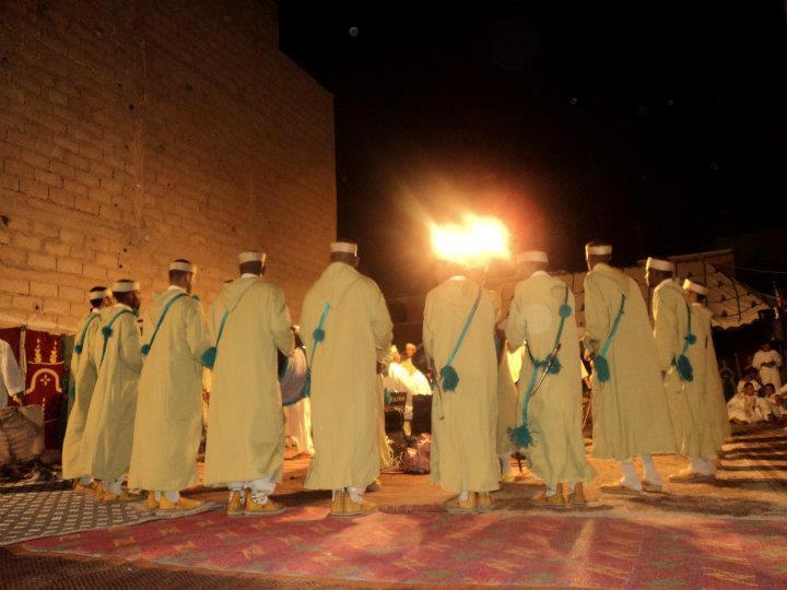 المهرجان الدولي للفلكلور التقليدي في نسخته الأولى بمدينة اكادير
