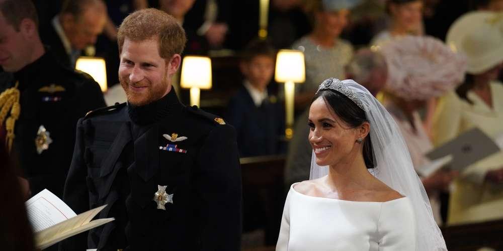 زواج هاري و ميجان ..مزيج بين التقاليد الملكية و سحر هوليود